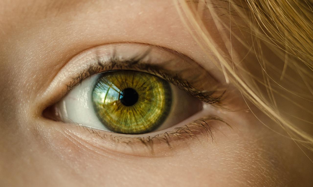 аллергия на кожу вокруг глаз